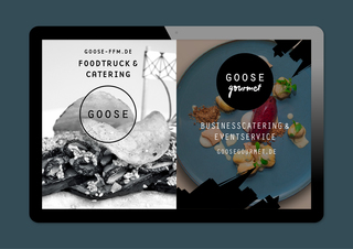 Goose Gourmet – website